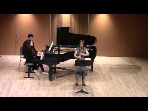 Clara Schumann: Drei Romanzen, Op. 22
