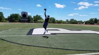 That trainer johnny: cornerback footwork & ball drills