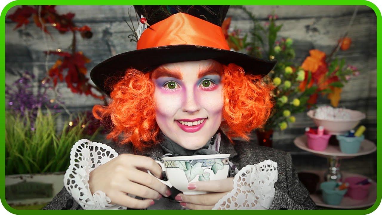 Mad Hatter Verrückter Hutmacher By Johnny Depp Ii Sissi Youtube