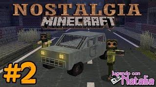 LA NATYMOTO! | Viernes de Minecraft - Nostalgia #2