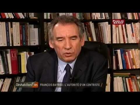Déshabillons-les, François Bayrou : l'autorité d'un centriste