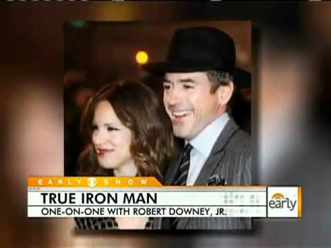 Robert Downey Jr. on his comeback and Susan Downey