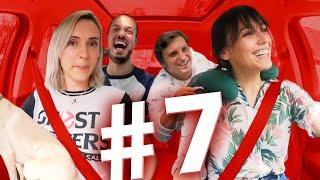 LE MEILLEUR JEU EN VOITURE #7 feat. NATOO et AUDREY PIRAULT
