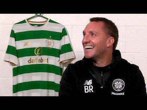 Celtic FC - Hilarious Celtic TV Outtakes
