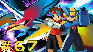 Mega Man Battle Network 6 Falzar (JP) - Part 67: Famous Soul Battler Gauntlet [Ft. TGP]