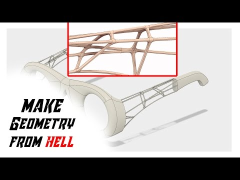 Autodesk Fusion 360 for 3D Printing | Sculpting advanced geometry with pipes