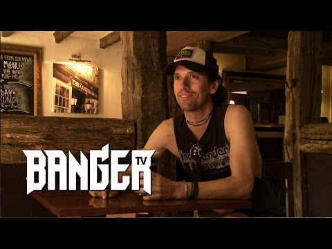 DRAGONFORCE guitarist Sam Totman interviewed on power metal in 2010 | Raw & Uncut