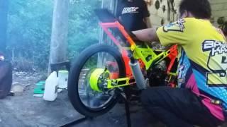 Seting seting Bengkel kampung (Codot Racing)