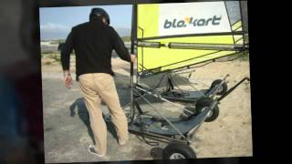 Blokarting | Land Sailing