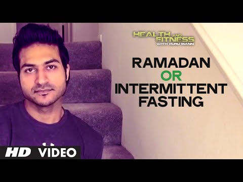 Ramadan or Intermittent Fasting | Health and Fitness Tips | Guru Mann