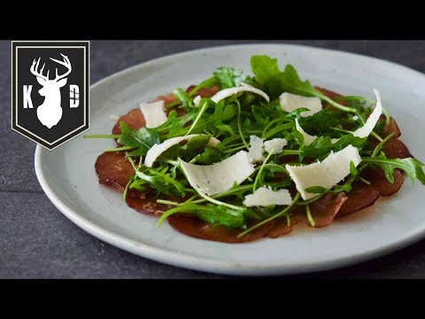 Bresaola Salad | Kitchen Daddy