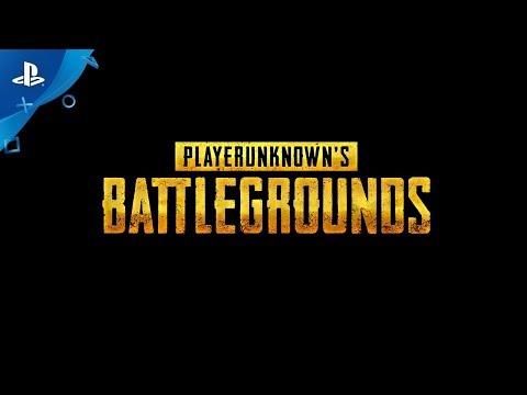 PUBG - PLAYERUNKNOWN'S BATTLEGROUNDS Announcement   PS4