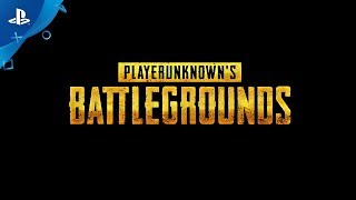 PUBG - PlayerUnknown's Battlegrounds Announcement | PS4 thumbnail