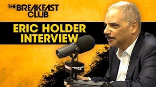 Eric Holder Speaks On Voter Registration, Trump Impeachment + More