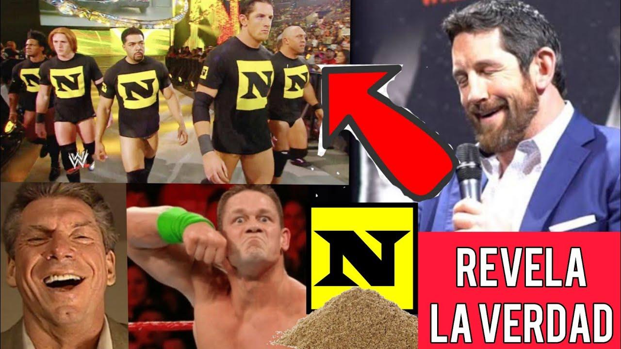 EL DÍA QUE WWE ENTERRO A THE NEXUS - WADE BARRETT REVELA LA VERDAD