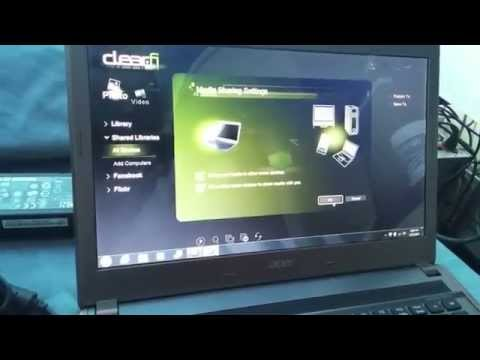 Acer Aspire 4755G Brown reinstall and test