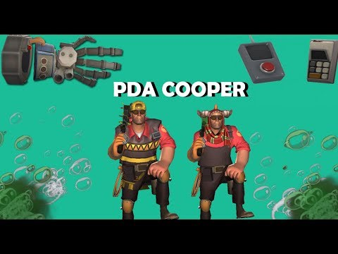 TF2- ¡Los PDA Coopers!- Leon con Adeon.