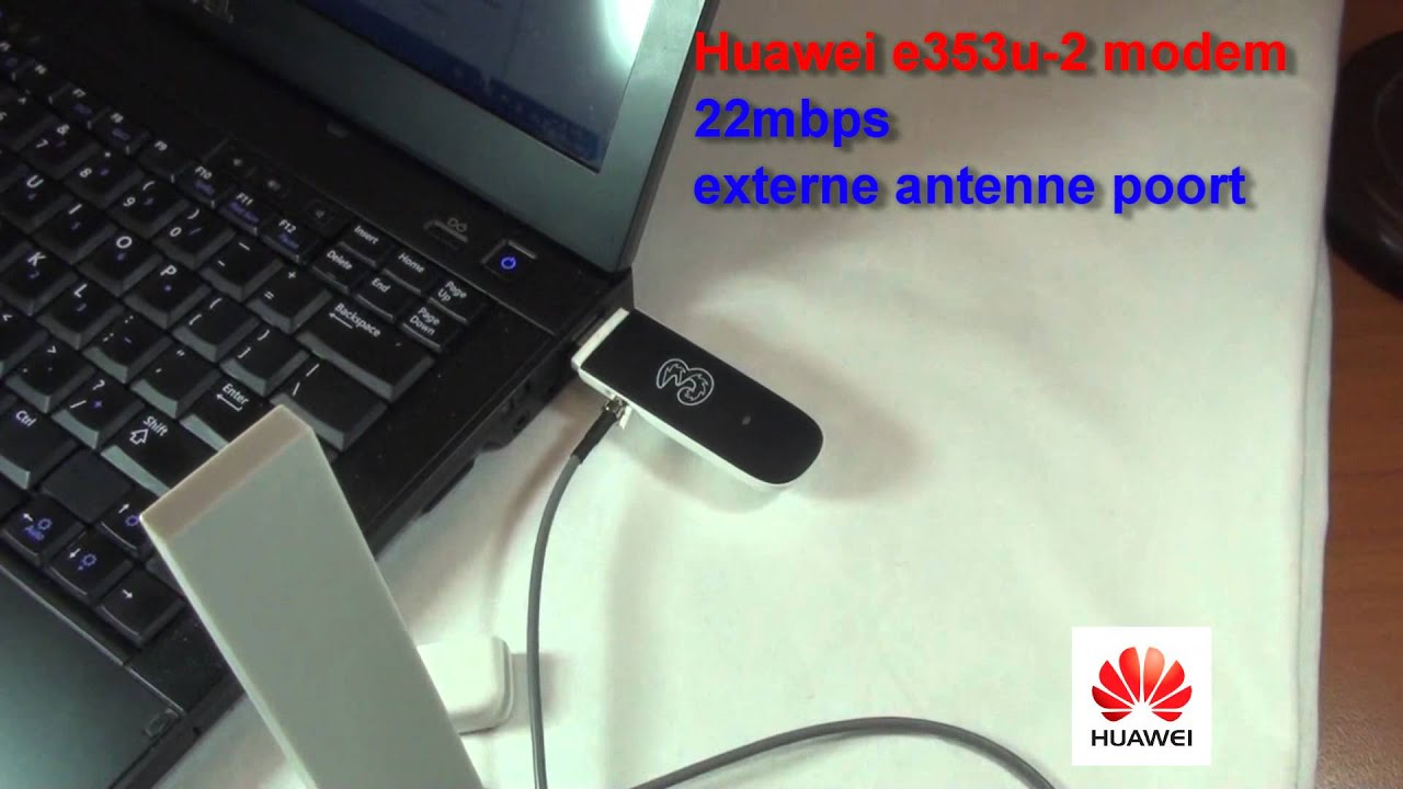 Huawei e353 modem 22mbps
