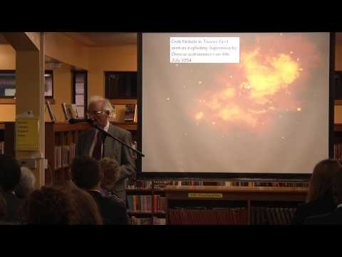 A Lecture on 'God, Science and Global Warming', by Sir John Houghton