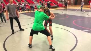 2016 Wrestling Season - Match 2
