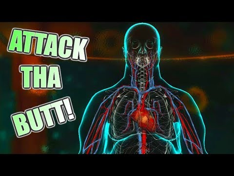 Bio Inc. Redemption - ATTACK THA BUTT - Let's Play Bio Inc. Redemption Gameplay