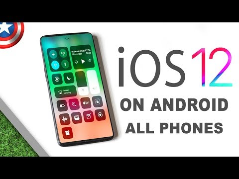 Install iOS 12 on Android - All Phones - YouTube