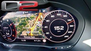 Audi Q2 Acceleration 1.4 TFSI 0-150 km/h by AutoTopNL