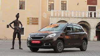 Peugeot 2008 2017 review | first drive video