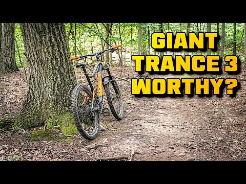 Is A $2,000 Mountain Bike (Giant Trance 3) Good Enough To Shred?