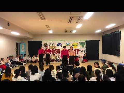 慶應義塾大学 ダンスサークルdance crew es 新歓2018 ジャンル紹介 punking