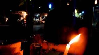 ラオスのパークベンのレストランで学ぶ女の口説き方!