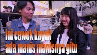 GOMBALIN CEWEK JEPANG ANAK SMP SAMPE SALAH TINGKAH!!! LUCU BANGET~