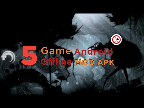 5 Game Android Offline MOD APK + LINK DOWNLOAD