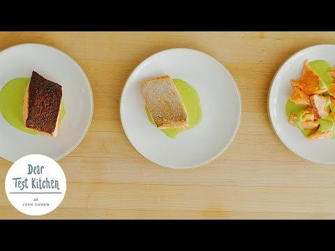 How To Cook Salmon   Dear Test Kitchen
