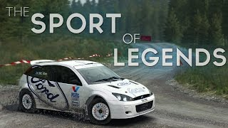 THE SPORT OF LEGENDS - DiRT Rally Cinematic