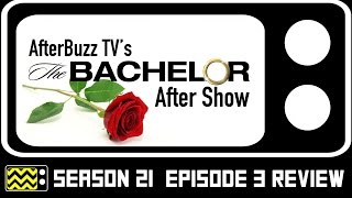 Bachelor Season 21 Episode 3 Review & After Show | AfterBuzz TV