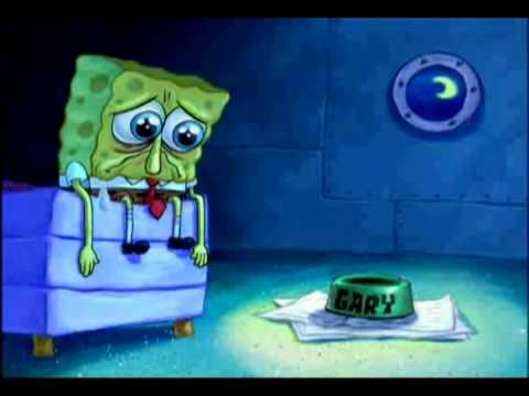 spongebob the gary phenomenonemenoemen trailer youtube