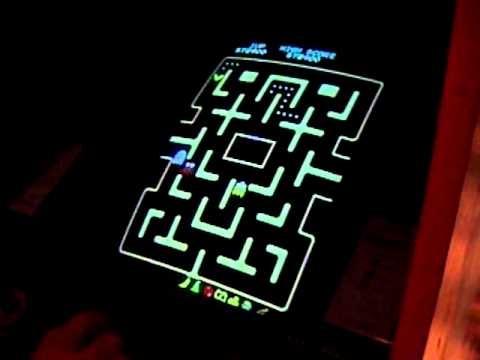 Ms. Pac-Man Turbo Kill Screen
