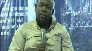 Jalsa Salana Nigeria 2014 - Question and Answer Session d