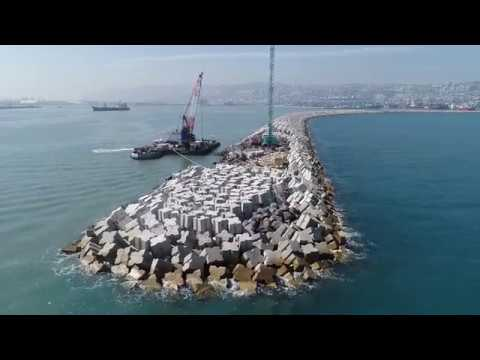 ADYR Construction - Haifa Port Project till 16.05.2018