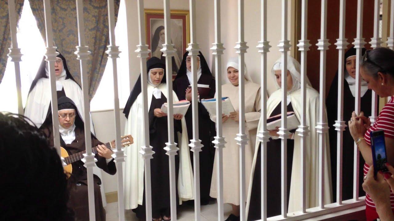 Show de monjas de las hermanas ortega en el vep - 1 part 8