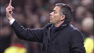José Mourinho Exit Song