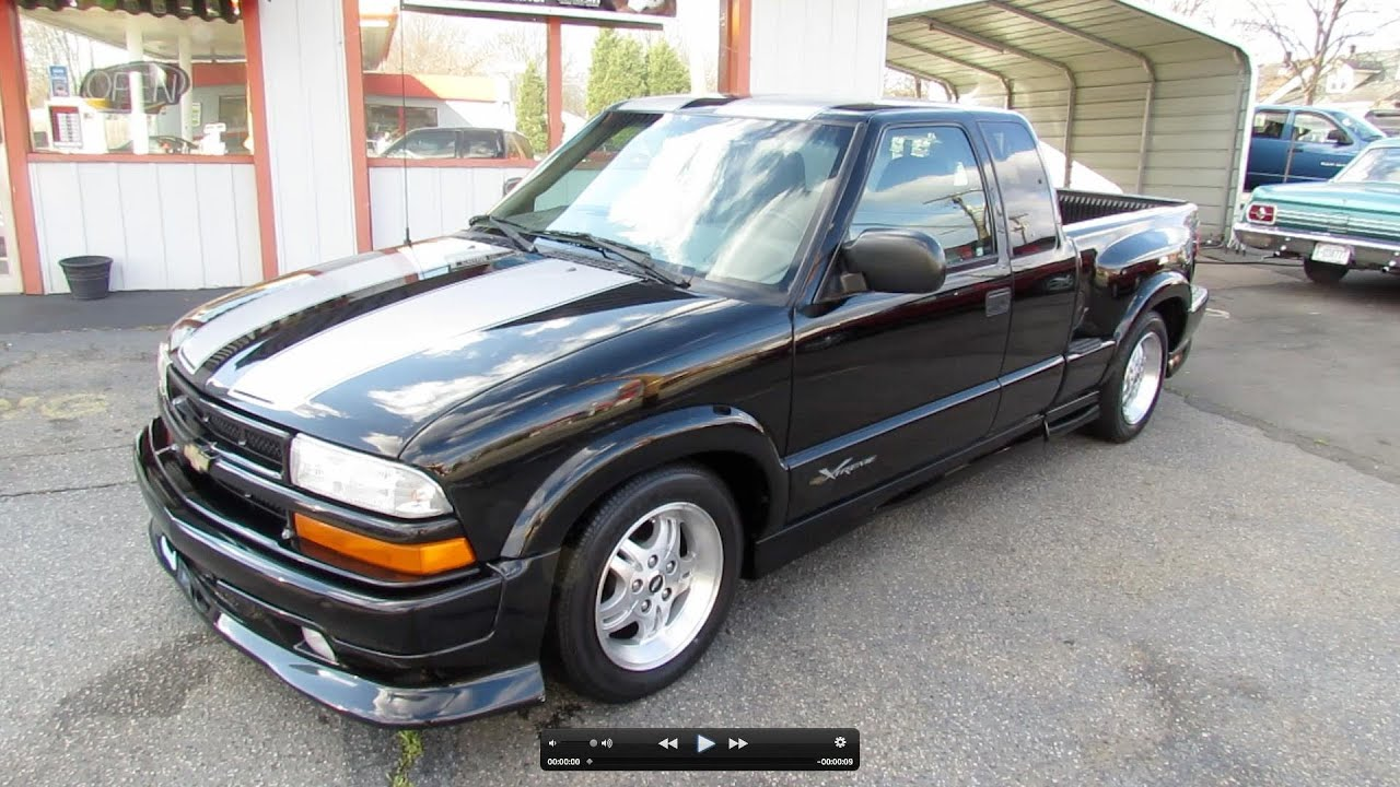 2003 chevrolet s 10 xtreme v6 start up exhaust and in depth review rh youtube com S10 Extended Cab Chevy S10