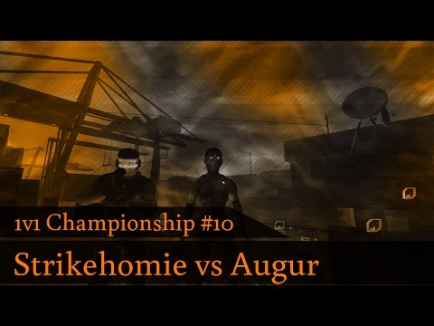 1v1 Championship #10 Strikehomie vs Augur - Dawn Waves (all terminals)