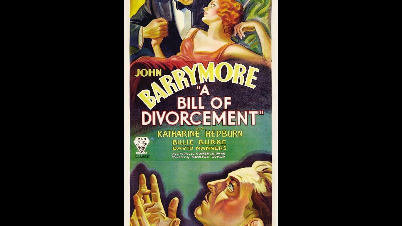 Download John Barrymore -A Bill of Divorcement (1932) with Billie Burke