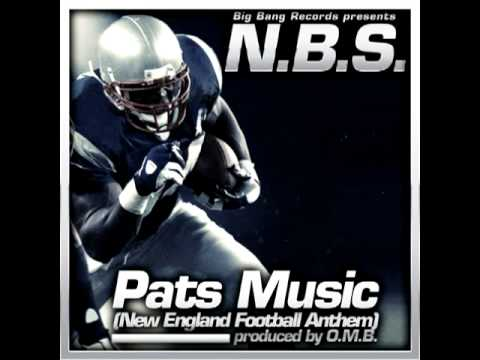 "N.B.S. ""Pats Music"" (New England Football Anthem)"