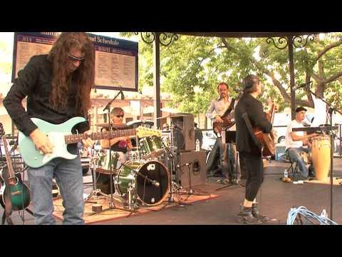 Santa Fe Bandstand     August 15 2012       Nacha Mendez
