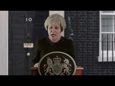 Theresa May makes an impression (on Jan Ravens)