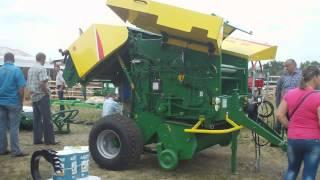 Wystawa rolnicza Ludźmierz 2013 HD