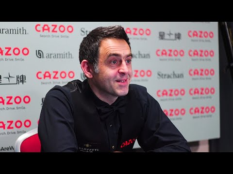Spellbinding O'Sullivan Reaches Semis | 2021 Cazoo Players Championship Quarter Final Interview